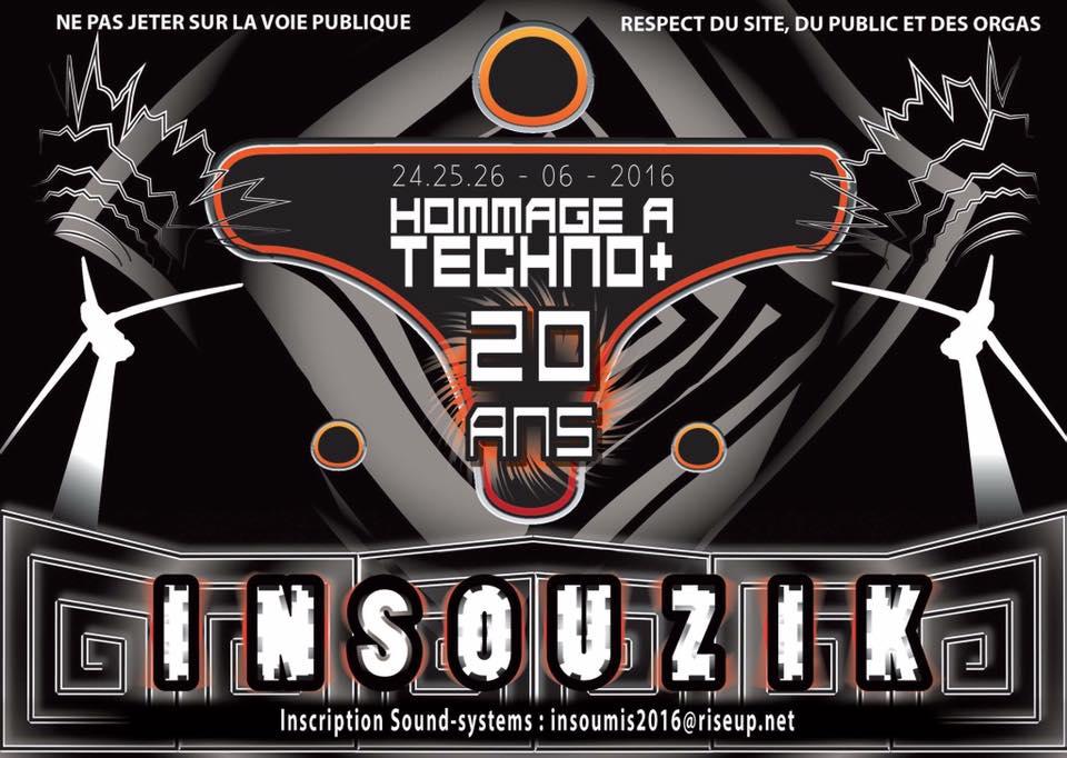 Techno+ milite ses 20 ans !
