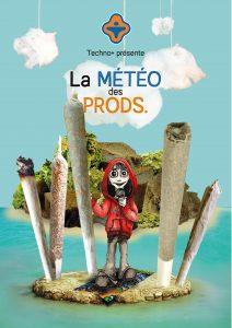 Clique pour télécharger la version pdf de la Météo des Prods