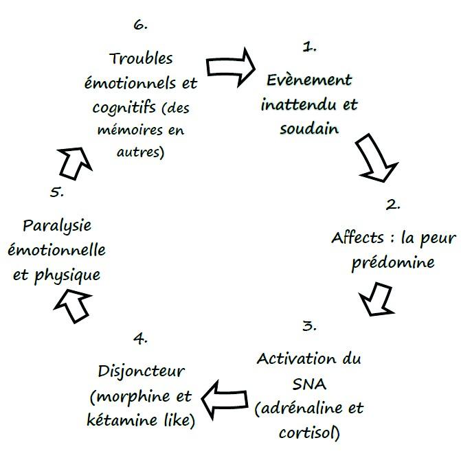 Les mécanismes de la mémoire traumatique
