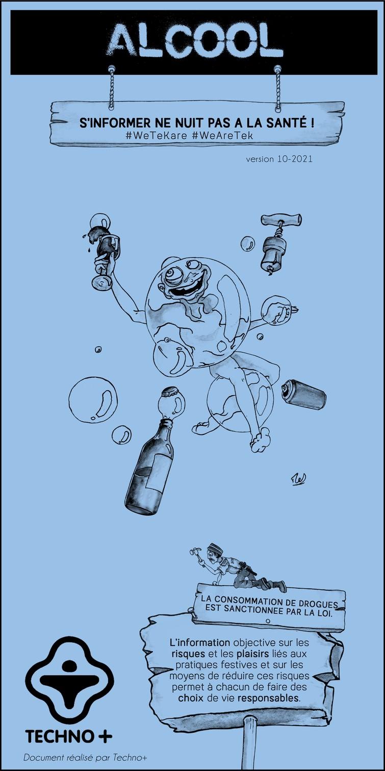 Flyer Alcool